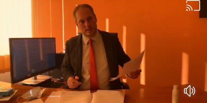 """Il sindaco Pugliese """"Nessun caso di corona virus  a Monte di Procida"""""""