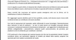 Corona Virus. Le proposte e le osservazioni del PD di Bacoli.