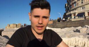 Stefano Castiello di Bacoli. Street food e bellezze di Napoli per promuovere il territorio.