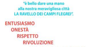 """Pino Lubrano: """"E' bello dare una mano alla nostra meravigliosa città, la Ravello dei campi flegrei"""""""