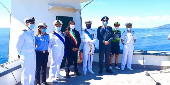 La Festa della Repubblica a Bacoli. Il commento del sindaco Josi Della Ragione. Video