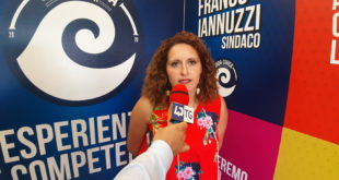 Video. Marilù Marasco Onda Civica con Franco Iannuzzi.