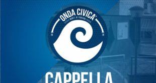 Onda Civica inaugura la sede  del comitato elettorale di Cappella.