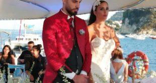 Un matrimonio su un veliero per promuovere Bacoli in Russia.