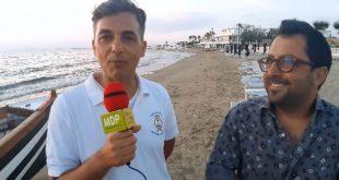 VIDEO. 15 luglio OPERAZIONE QUANDEL DA MONTE DI PROCIDA A GAETA CON LA JANARA. Le interviste