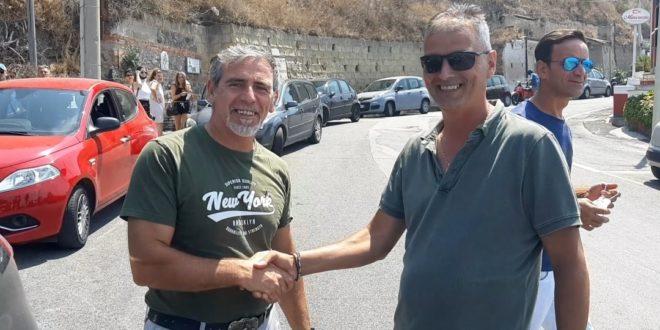 Video.Massimiliano da Foggia a Monte di Procida nel segno della fede e dell'amicizia.