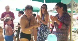 """Video. Termina  la terza edizione del """"Campo Estivo Blu Covid"""" ad Acquamorta"""