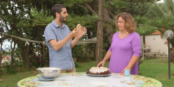 In Tv su Gambero Rosso il Casatiello Montese.con Ciro Scamardella.