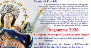 Parrocchia S.Maria Assunta in Cielo, il programma completo delle celebrazioni. Il 15 agosto non ci sarà la processione dell'Assunta