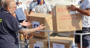 Procida. 10mila mascherine daranno distribuite durante la  Sagra del Mare e l'elezione della Graziella