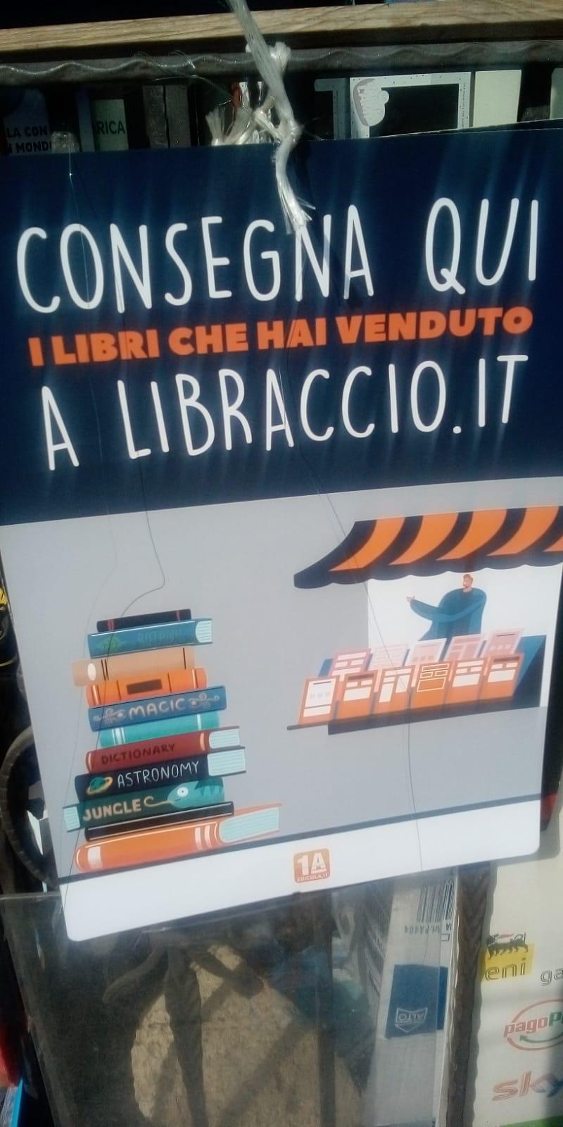 Cartolibreria Peter Pan: Hai libri usati oppure nuovi che non sai che farne? vendili a Libraccio e portali da noi