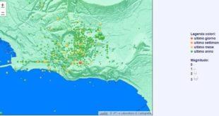 Pozzuoli, evento sismico di magnitudo 1.8. La comunicazione del sindaco Figliolia