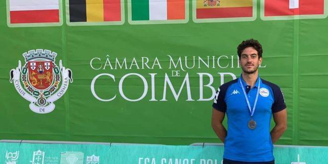 Canoa Club Napoli. Prestigioso riconoscimento per Andrea Silvio Costagliola.
