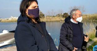 """Video. L'idrovolante """"GABBIANO nel Lago Miseno. Le interviste"""