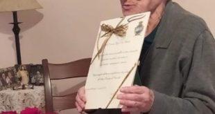 La Nonna di Monte di Procida, Rosa de Chiaro compie 103 anni