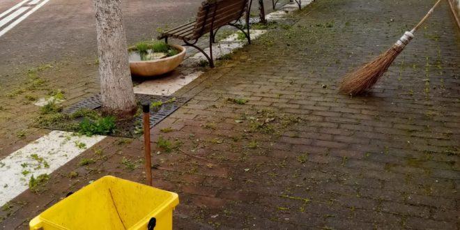 Monte di Procida: intensificati i controlli sulla differenziata e proseguono le azioni di decoro urbano