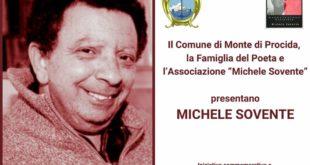 Monte di Procida ricorda Michele Sovente 25 e 28 marzo