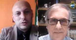 VIDEO. PREMIO AL PROF. GEROLAMO SIBILIO DAL COMUNE DI MONTE DI PROCIDA.