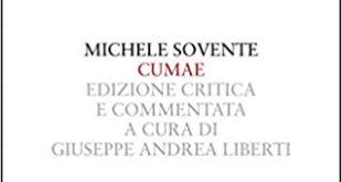 Cumae, Astolfo ricorda la poesia di Michele Sovente