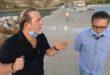 Passeggiata a Acquamorta con il maestro Colandrea che ci parla di tanti eventi.Video