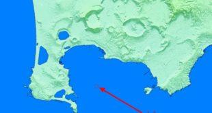 Lieve scossa di terremoto con epicentro in mare al largo della costa di Bacoli