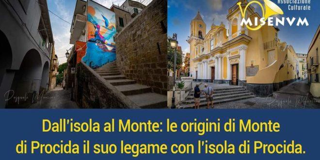 Dall'isola al Monte: walking tour per le strade di Monte di Procida.